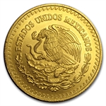 1992 1 oz Gold Mexican Libertad (Brilliant Uncirculated)