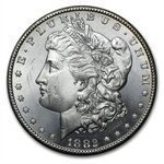 1882-CC Morgan Dollar - Brilliant Uncirculated