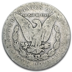 1878-1904 Morgan Silver Dollar - (Almost Good)