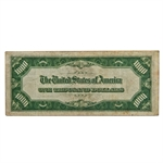 1934 $1000 Federal Reserve Notes Fine - Very Fine