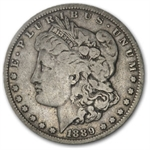1889-O Morgan Dollar Fine - VAM-1A1 Clashed E Top-100
