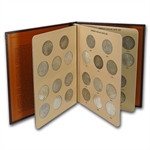 Morgan Dollar Date Set - Dansco Album - 32 Coins
