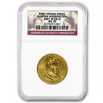 Random Year - 1/2 oz Gold First Spouse Coins MS-70 NGC