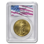 1997 1 oz Gold American Eagle MS-69 PCGS (World Trade Center)