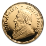 2007 1/4 oz Proof Gold South African Krugerrand NGC PF-69 UCAM
