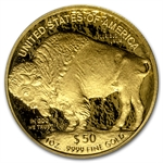 2009-W 1 oz Proof Gold Buffalo PR-70 PCGS (First Strike)