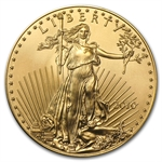 2010 1 oz Gold American Eagle - Brilliant Uncirculated