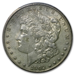 1902-S Morgan Dollar - Almost Uncirculated