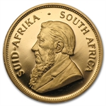 1985 1 oz Proof Gold South African Krugerrand