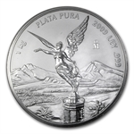 2009 32.15 oz Kilo Silver Libertad - Proof Like (w/box & CoA)
