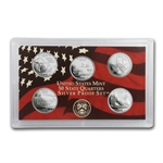 Silver Statehood Quarter Proof Sets (Random)