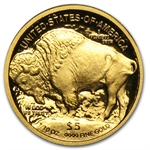 2008-W 1/10 oz Proof Gold Buffalo (w/box and CoA)