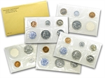 1960-1964 Silver U.S. Proof Sets (Random)