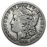1889-S Morgan Dollar - Fine