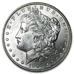 1904-O Morgan Dollar - Brilliant Uncirculated Roll 20 Coins