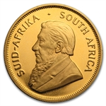 1981 1/2 oz Proof Gold South African Krugerrand