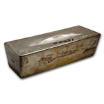 964.40 oz Johnson Matthey Silver Bar .999+ Fine
