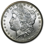 1884-CC Morgan Dollar - Brilliant Uncirculated Roll 20 Coins