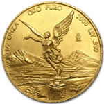 2000 1/2 oz Gold Mexican Libertad (Brilliant Uncirculated)