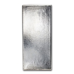 100 oz Royal Canadian Mint RCM .9999 Fine Silver Bar