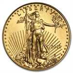 2010 1/10 oz Gold American Eagle - Brilliant Uncirculated