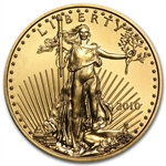 2010 1/4 oz Gold American Eagle - Brilliant Uncirculated
