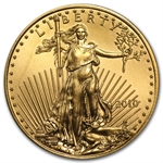 2010 1/2 oz Gold American Eagle - Brilliant Uncirculated
