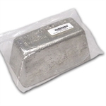 250 oz Hauser & Miller Co. Loaf-Style Silver Bar .999 Fine