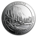2010 5 oz Silver ATB - Yosemite National Park, California
