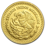 2004 1/20 oz Gold Mexican Libertad (Brilliant Uncirculated)