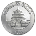 2004 1/20 oz Platinum Chinese Panda (Sealed)