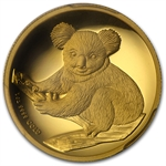 2009-P 1 oz Proof Gold Koala High Relief PR-70 PCGS First Strike