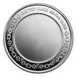 1 oz Tooth Fairy Silver Round