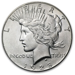 1928 Peace Dollar - MS-62