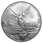 2011 1 oz Silver Mexican Libertad (Brilliant Uncirculated)