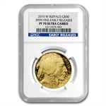 2010-W 1 oz Proof Gold Buffalo PF-70 NGC (Early Releases)
