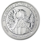 2007-W 1/2 oz Reverse Proof Platinum Eagle PR-69 PCGS (10 Ann)