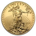 2011 1 oz Gold American Eagle - Brilliant Uncirculated