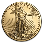 2011 1/4 oz Gold American Eagle - Brilliant Uncirculated