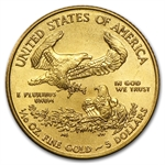 2011 1/10 oz Gold American Eagle - Brilliant Uncirculated