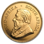 2011 1 oz Gold South African Krugerrand