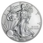 2011 1 oz Silver American Eagle (Brilliant Uncirculated)