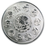 2008 32.15 oz Kilo Silver Libertad Proof Like - (W/Box & COA)