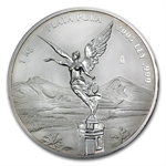 2005 32.15 oz Kilo Silver Libertad Proof Like - (W/Box & COA)