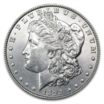 1893 Morgan Dollar - Brilliant Uncirculated