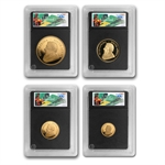 2007 South African Gold Krugerrand 4 Coin Proof Set FS