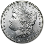 1894-S Morgan Dollar - Brilliant Uncirculated