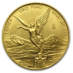 2003 1 oz Gold Mexican Libertad (Brilliant Uncirculated)