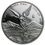 2008 2 oz Silver Libertad - Proof