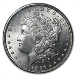 1878-1904 Morgan Dollars - MS-64+ Plus PCGS